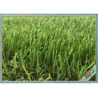 Quality Leisure Kindergarten Outdoor Artificial Grass Green Color With Safety Woven for sale