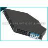 China Configuração padrão do painel de remendo 19Inch da fibra ótica da montagem da parede 3U LGX wholesale