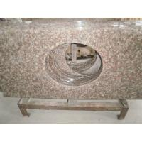China Artificial stone Solid Surface Kitchen Countertop Granite Vanity Top wholesale