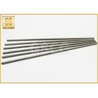 China Durable Solid Carbide Round Blanks , Original Raw Material Carbide Drill Rod wholesale