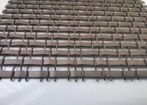 China Red Copper Square Hole W1000mm L2000mm DecorativeMetalMesh For Home wholesale
