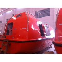 China Solas Totally Enclosed Platform Davit Lifeboat with Certificate wholesale