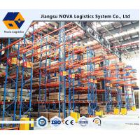 Powder Coating Heavy Duty Loading Capacity Pallet Racking With Wide Range