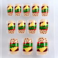 Buy cheap Summer Yellow Fruit Nail Art Fake Nails Full Cover For Girls from wholesalers