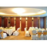 China Leather Surface VIP Room Sound Proof Doors For Office / Commercial Place wholesale