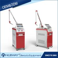 China Powerful popular top selling hospital high quality Q-switch  ND: YAG Laser machine wholesale