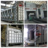 China High Power Electric Resistance Furnace Heat Treatment 11 Ton Loading Capacity on sale