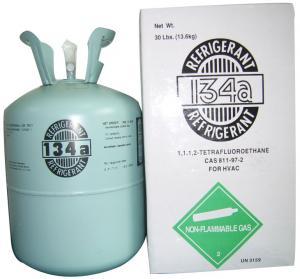 HFC-134a refrigerant gas good price high quality 99.9%