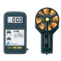 China Digital Anemometer, Wind Speed Tester with Backlight Humidity Temperature Meter YH-625 wholesale