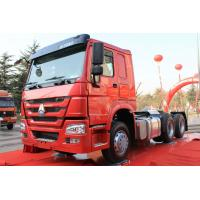 China HOWO TRACTOR TRUCK 371HP EURO TRUCKS FOR SALE wholesale