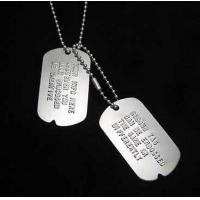 China Red Cheap Dog Tag wholesale