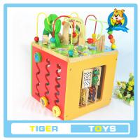 China educational toys for kids-Wooden Toy beads for counting on sale