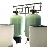 China Commercial Water Softening Equipment With ISO9001 ISO14001 Certification wholesale