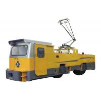 China 55 ton electric locomotive for big mines or tunneling construciton haulage wholesale