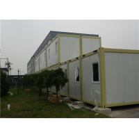 Environmental Friendly Prefab Container House for Office