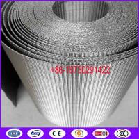 China 350*40 mesh stainless steel Reverse dutch woven conveyor belt for filtering plastic in screen changer on sale