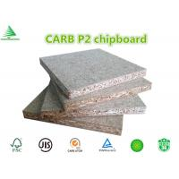 China Furniture grade CARB P2 class wholesale cheap plain 18mm chipboard on sale