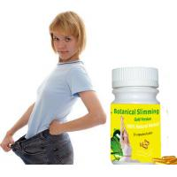 China Women Botanical Diet Pills Botanical Slimming Gel Extracts Of Natural Plants on sale