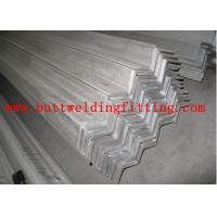 China 316 Stainless Steel Bars Steel Angle Bar AN 8550 Size 50×50×6MM×6M wholesale