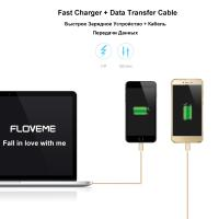 Buy cheap IPhone 5 6 7 Magnetic Cell Phone Data Cable For Samsung Micro Usb Cable / Magnetic Adapter from wholesalers