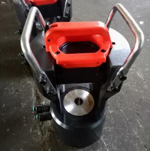 100 T Hydraulic Cable Crimping Tool / Hydraulic Press Machine With 80Mpa Hydraulic Pump