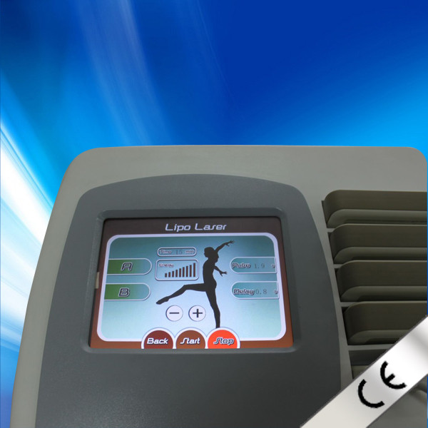 Quality high quality and good effect ,portable lipolaser slimming machines /  lipo light machine for sale