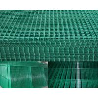 China Architectural PVC Coated Wire Mesh, square wire mesh, 19 / 20 / 21 / 22 BWG on sale