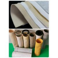 China Arcylic Anti - Static Industrial Filter Cloth 2mm Thickness For Cement Plant wholesale