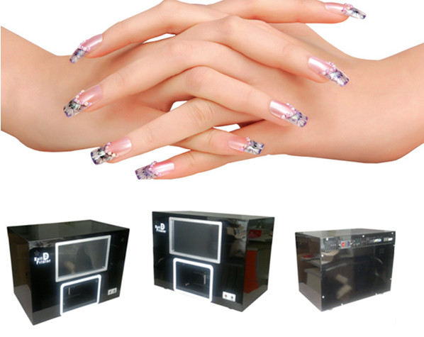 nail wrap printing machine