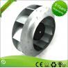 China Fan centrifuge fraîche du système l'EC d'air avec le moteur externe sans brosse de rotor de C.C wholesale
