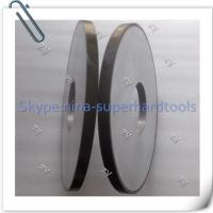 China 1A1 Resin bond diamond grinding wheels D400-H127-T20-X6 wholesale
