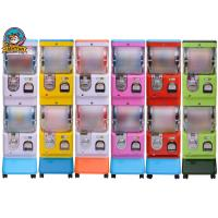 China OEM Dubble Bubble Gumball Machine Bank / Stand Giant Gumball Machine on sale