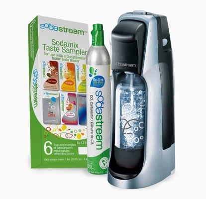 water soda machine