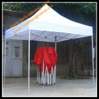 China 3x3m Aluminum Folding Tent Waterproof  Instant  Commercial Easy Up Tent wholesale