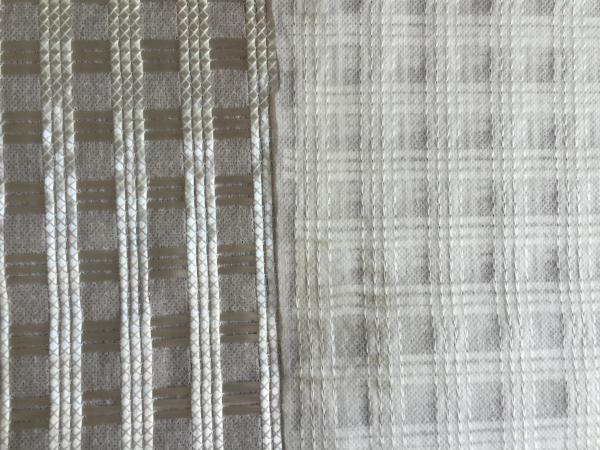 Quality Le polyester/fibre de verre Geogrid a piqué le géotextile composé avec le géotextile non-tissé for sale