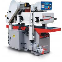 China Attached Flat Knife Shaft Double Side Planer Machine Centralized Lubrication System wholesale