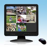China H.264 Network DVR Combo with LCD on sale