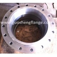 China A105 carbon steel welding neck pipe flange on sale