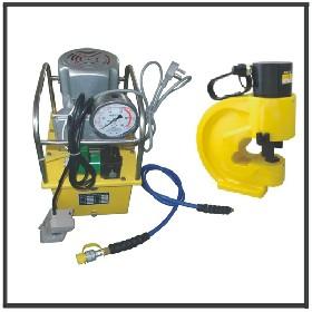 Hydraulic Hole Punching Machine Images