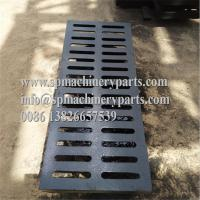 """China Cheap Price industry hardware tools 24"""" L x 6"""" W x 3/4"""" H Slope Channel Drain Cast Iron Grate from china wholesale"""
