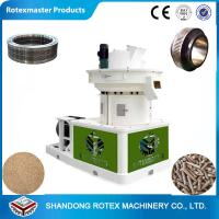 China Vertical Ring Die Wood Pellet Production Line for Making Biomass Pellet wholesale