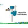 "China Toilet side entry float valve G1/2"" Brass For Toilet Cistern Mechanisms wholesale"