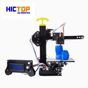 Buy cheap Tamanho home portátil 130*150*100mm da impressão da impressora do desktop 3d, bocal de 0.4mm from wholesalers