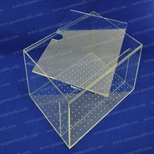 China FT (82) clear acrylic fish tank/aquarium wholesale