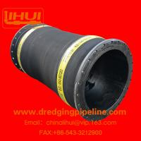 China Dredging suction rubber Hose Pipe on sale
