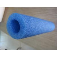 China Multi Color EPE Tube Shaped Sponges with Closed Cell Structure Low Heating Conductivity wholesale