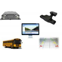 Buy cheap HD Mobile Dual Lens Car DVR With 1080p Security Camera Monitoring System GPS from wholesalers