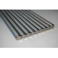 China Corrosion Resistant Titanium Round Bar , 4mm Titanium Rod Medical Grade on sale