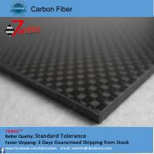 Buy cheap a placa da fibra do carbono da largura da espessura 500mm de 2.0mm laminou a folha from wholesalers