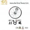 China 36V 350W Black Brushless Gearless Hub Motor Kit For Any Bikes wholesale